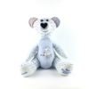 Memory Bear Keepsake Made from Baby Clothing, Animal Keepsake, personalised Bear Keepsake