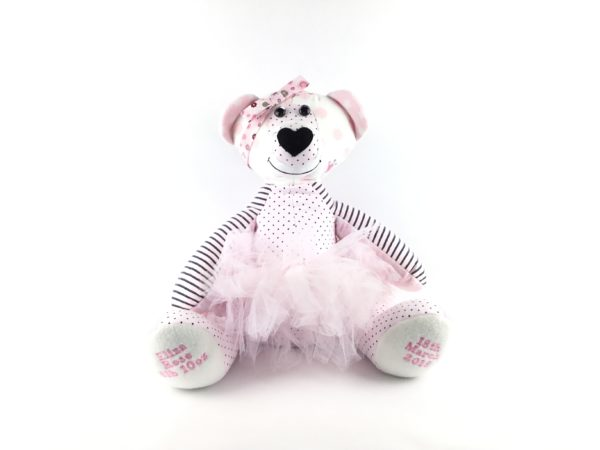 Personalised weighted memory bear
