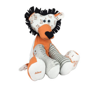 Lion Memory Keepsakes handcrafted and personalised