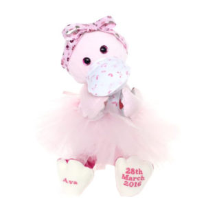 Baby girl Keepsake accessories, tutu for keepsake