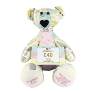 Baby gift vouchers for keepsakes, keepsake gift vouchers