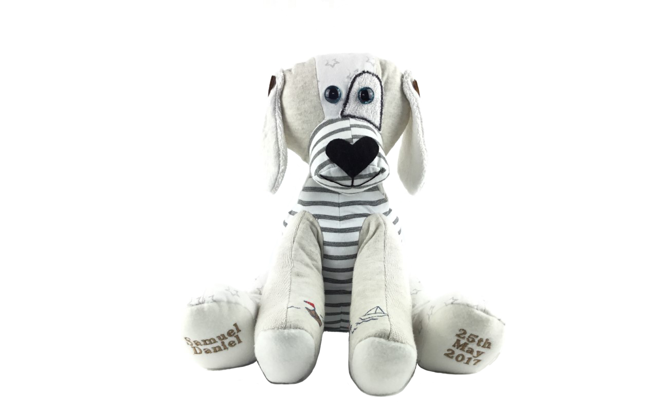 Baby clothes Keepsakes, Dog Keepsake