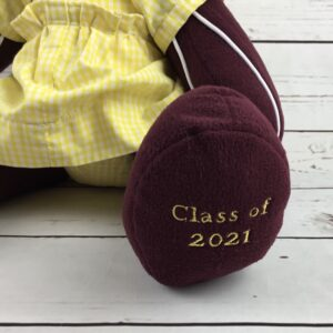 Class of 2021 Memory ear